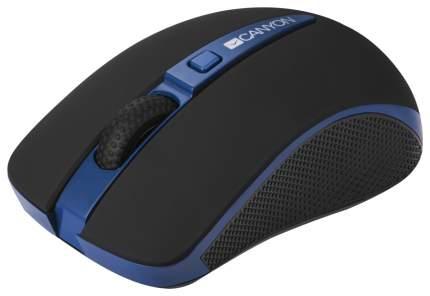 Беспроводная мышка CANYON CNS-CMSW6BL Blue/Black
