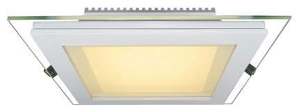 Встраиваемый светильник Arte Lamp Raggio A4006PL-1WH Белый