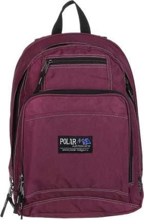 Рюкзак Polar П1224 бордовый 15 л