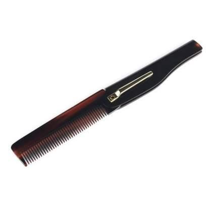 Расческа для усов Morgan's Pomade Large Foldable Comb большая
