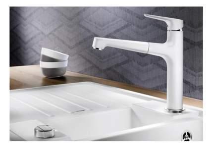 Смеситель для кухонной мойки Blanco FELISA-S 520340 белый