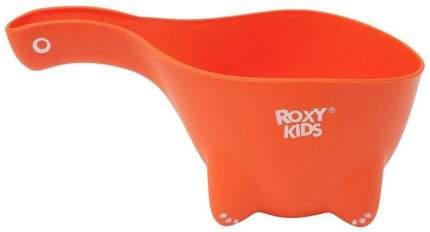 Ковшик для купания Roxy-Kids Dino Scoop Коралловый