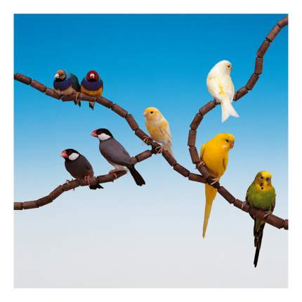 Ferplast Flex 4190 гибкая модульная жердочка для птиц