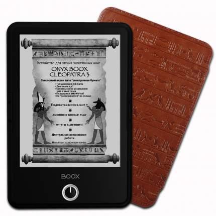Электронная книга ONYX BOOX Cleopatra 3 Черная