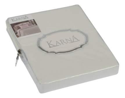 Пододеяльник KARNA 183328 200x220