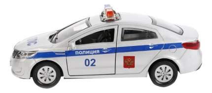 Машина спецслужбы Технопарк Kia Rio Полиция