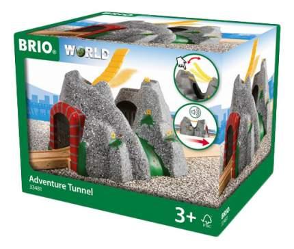 Тоннель в горе деревянной железной дороги Brio 33481