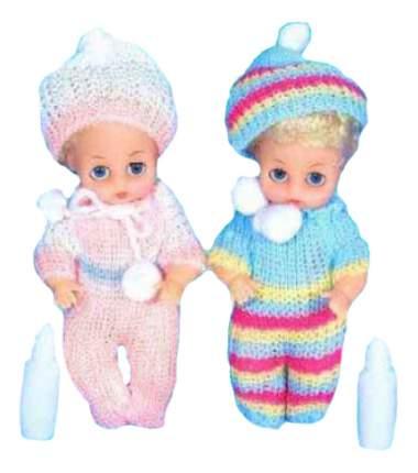 Набор Sweet Baby с двумя Пупсами 17 см Shenzhen Toys Д3870
