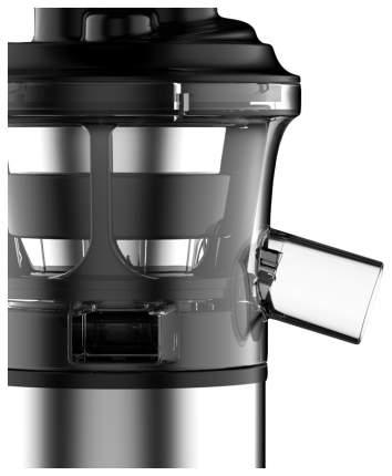 Соковыжималка шнековая UNIT UCJ-421 silver/black