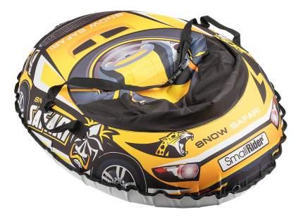 Тюбинг Small Rider Snow Cars 3 BM Сафари желтый