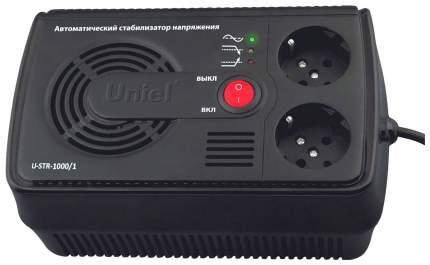 Однофазный стабилизатор Uniel U-STR-1000/1