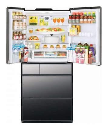 Холодильник Hitachi R-X 690 GU X Silver