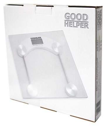 Весы напольные Goodhelper BS-S51 Белый