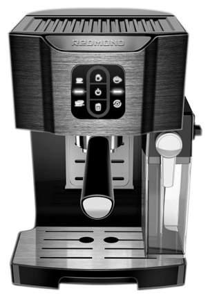 Рожковая кофеварка Redmond RCM-1512 Black