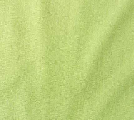 Простыня трикотажная на резинке (трава) 90х200х20