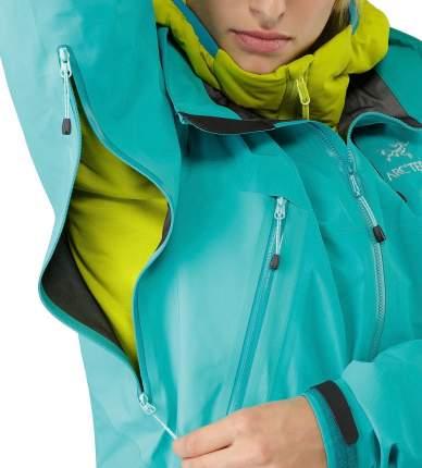 Спортивная куртка женская Arcteryx Beta SL, dark firoza, XS