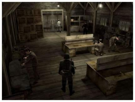 Игра для PC Смерть шпионам