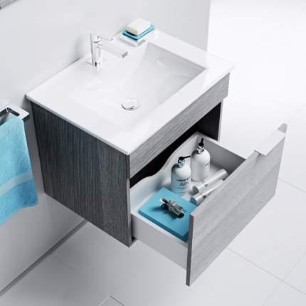 Тумба для ванной Aqwella Br,01,06/1/Gray без раковины