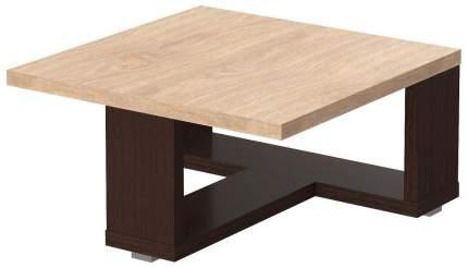 Журнальный столик SKYLAND Coffee CT 884 SKY_00-07015305 80х80х40 см, дуб девон/венге магия