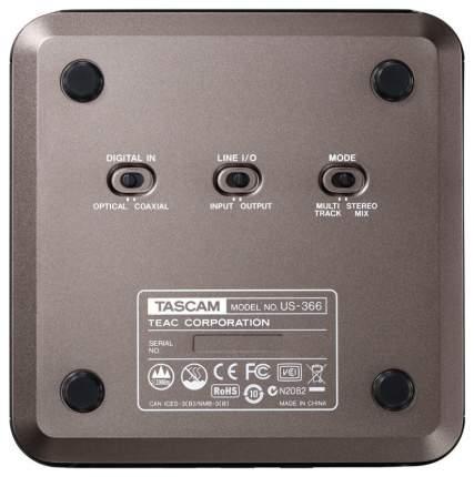 Аудиоинтерфейс Tascam US-366
