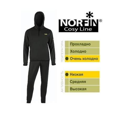 Термобелье Norfin Cosy Line B, black, XL INT