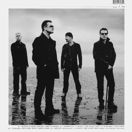 Виниловая пластинка U2   No Line On The Horizon (2LP)