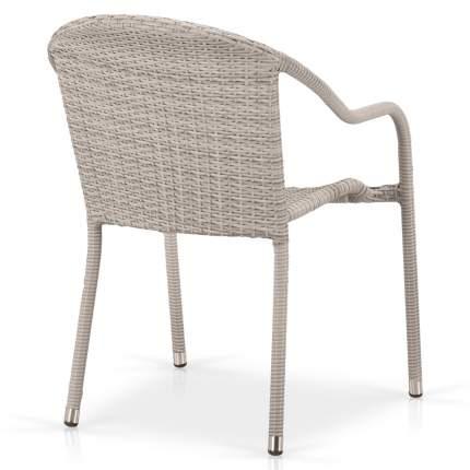 Кресло для гостиной Afina 84х68х58 см, серый