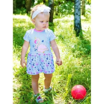 Платье детское КотМарКот Фламинго, 86 р-р