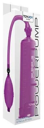 Фиолетовая вакуумная помпа Power Pump