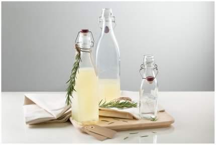 Бутылка для напитков KILNER, Clip Top, 1 л