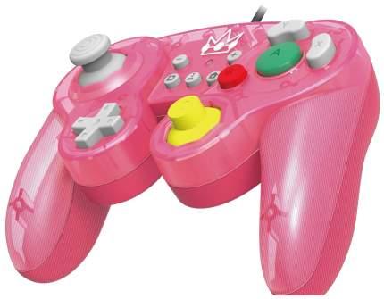 Геймпад Hori Battle Pad Super Mario - Peach (NSW-135U)