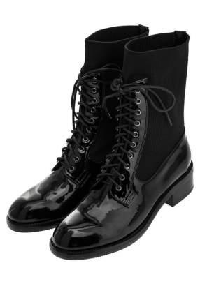 Ботинки женские Vitacci 942316-1 черные 36 RU