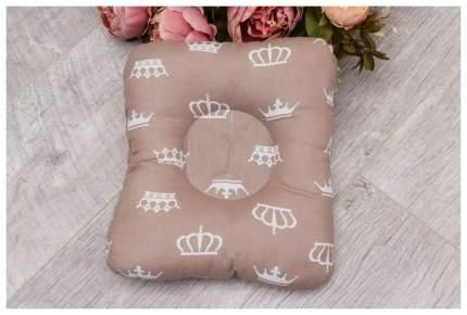 Подушка для кормления и сна AmaroBaby Baby Joy Короны AMARO-40BJ-KK