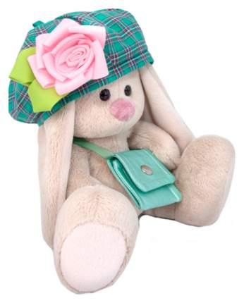 Мягкая игрушка Budi Basa Зайка Ми в берете с сумочкой