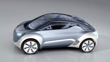 Модель Renault 7711430504 Concept 1/43
