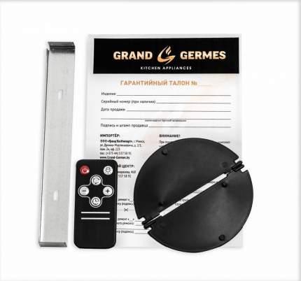 Вытяжка Germes Sarnia 60 Black