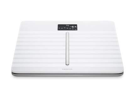 Беспроводные весы Nokia Body Cardio белые