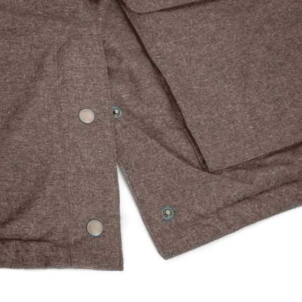 Пальто  SHL FORESTER 8001-9505-050 КОРИЧНЕВЫЙ 50