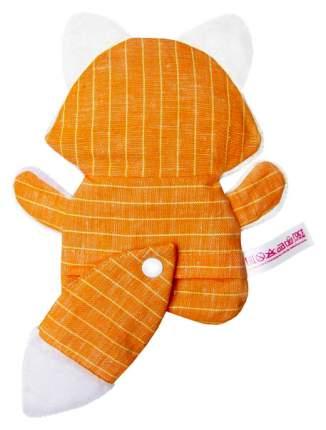 Игрушка-грелка Мякиши Доктор Мякиш Лиса с вишневыми косточками