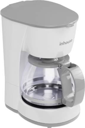 Кофеварка капельного типа Inhouse ICMD0603GW