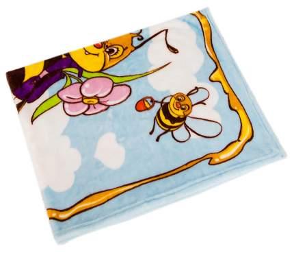 Плед Baby Nice Пчелка, голубой