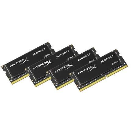 Оперативная память Kingston HX424S15IBK4/16