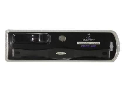 Нагрудный кардиодатчик Clear Fit CBCF-102 черный