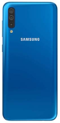 Смартфон Samsung Galaxy A50 (2019) 128Gb Blue