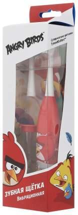 Зубная щетка Longa Vita Angry Birds электрическая + сменная головка от 3 лет