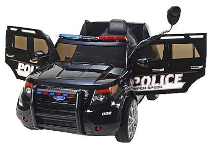 Радиоуправляемый детский электромобиль Jiajia Ford Explorer Police Black 12V 2.4G- CH9935