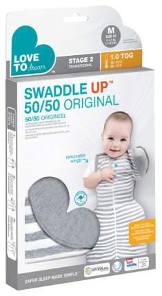 Конверт для новорожденных Love To Dream Swaddle UP Original серый M