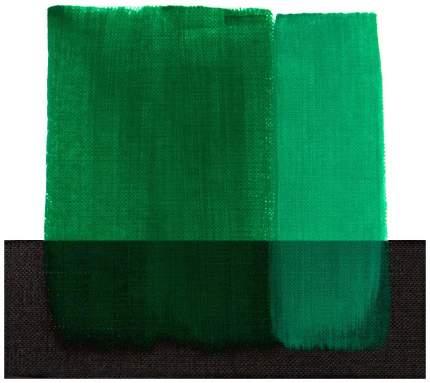 Масляная краска Maimeri Classico зеленый лак 20 мл