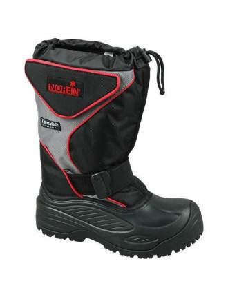 Ботинки для рыбалки Norfin Arctic, серые/красный, 43 RU