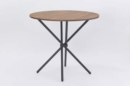 Кухонный стол Hoff 78x90х90 см, серый